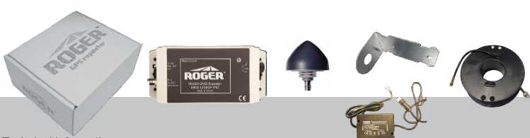 paquete basico repeditor gnss ip67